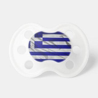 Bandera de Grecia Chupetes