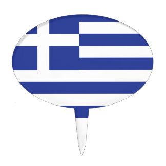Bandera de Grecia Figuras De Tarta