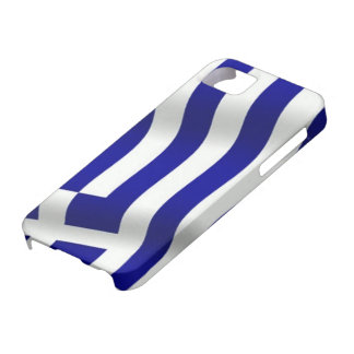 Bandera de Grecia iPhone 5 Case-Mate Funda