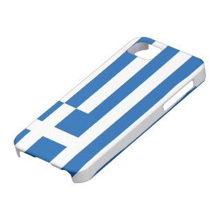 Bandera de Grecia iPhone 5 Case-Mate Protectores