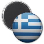 Bandera de Grecia Iman De Nevera