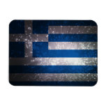 Bandera de Grecia Iman Flexible