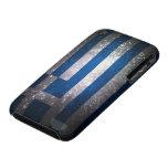 Bandera de Grecia iPhone 3 Cárcasa