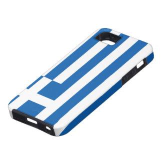Bandera de Grecia iPhone 5 Carcasa