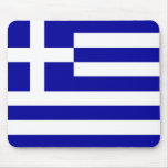 Bandera de Grecia Mousepad Alfombrilla De Raton
