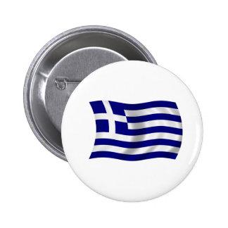 Bandera de Grecia Pin