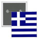 Bandera de Grecia Pins