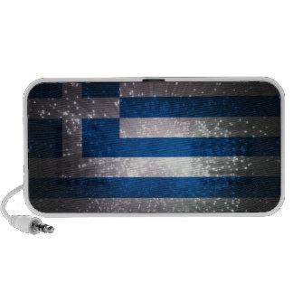 Bandera de Grecia Portátil Altavoz