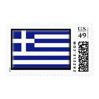 Bandera de Grecia Sello