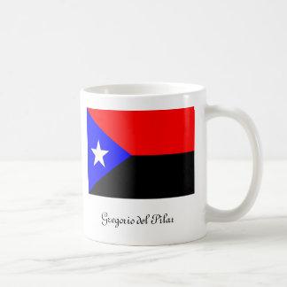 Bandera de Gregorio del Pilar Taza De Café