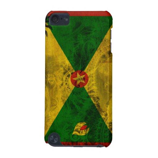 Bandera de Grenada Funda Para iPod Touch 5G