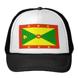 Bandera de Grenada Gorro De Camionero