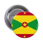 Bandera de Grenada Pin