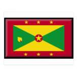 Bandera de Grenada Postal