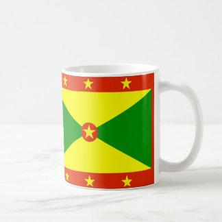 Bandera de Grenada Tazas