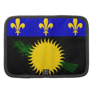 Bandera de Guadalupe (Francia) Planificadores