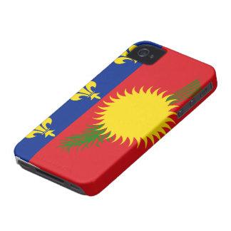Bandera de Guadalupe Case-Mate iPhone 4 Carcasas