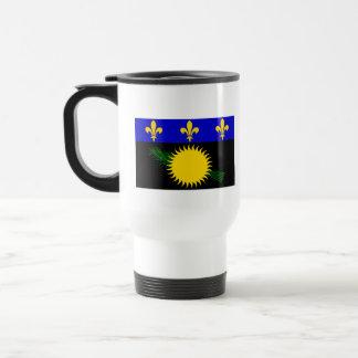 Bandera de Guadalupe Tazas De Café