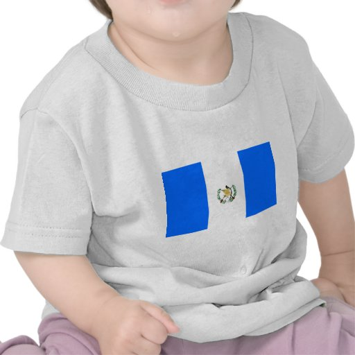 Bandera de Guatemala Camiseta