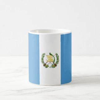 Bandera de Guatemala - Central American Taza Mágica