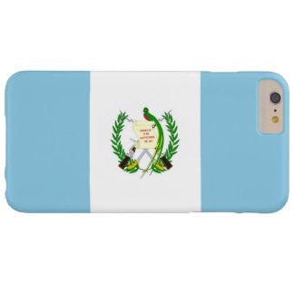 Bandera de Guatemala Funda Para iPhone 6 Plus Barely There