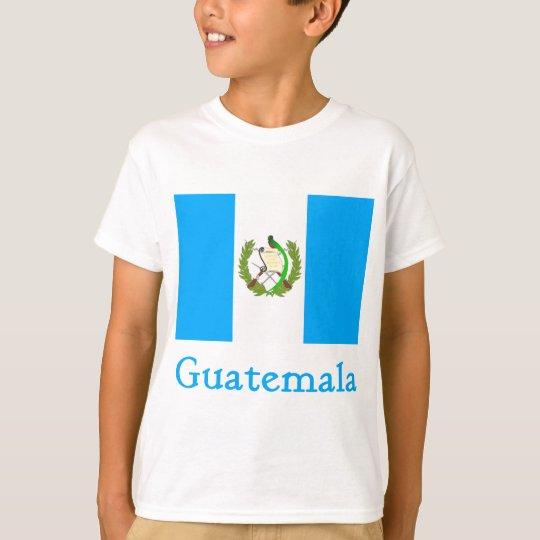 Bandera de Guatemala Playera