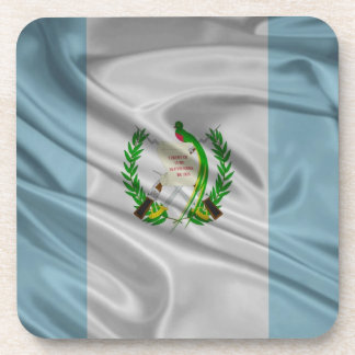 Bandera de Guatemala Posavasos