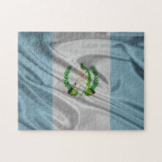 Bandera de Guatemala Puzzles