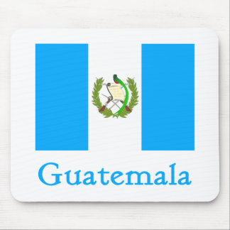 Bandera de Guatemala Alfombrilla De Raton