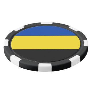 Bandera de Güeldres Fichas De Póquer
