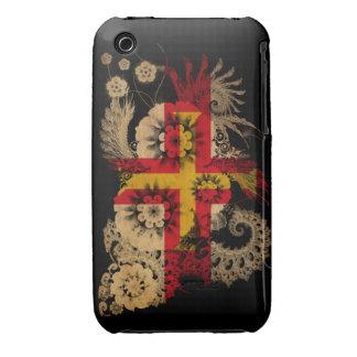 Bandera de Guernesey Funda Para iPhone 3 De Case-Mate