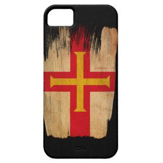 Bandera de Guernesey Funda Para iPhone SE/5/5s