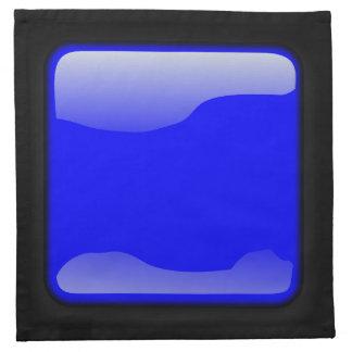 Bandera de Guernesey Servilleta Imprimida