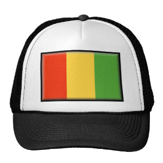 Bandera de Guinea Gorro