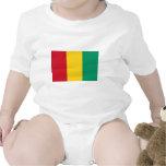 Bandera de Guinea Traje De Bebé