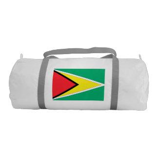 Bandera de Guyana Bolsa De Deporte