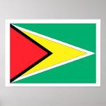 Bandera de Guyana Impresiones