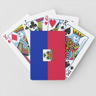 Bandera de Haití Barajas De Cartas