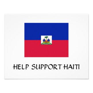 Bandera de Haití Comunicados Personales