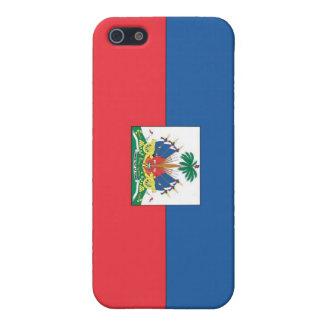 Bandera de Haití iPhone 5 Fundas