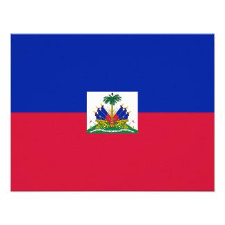 Bandera de Haití Invitaciones Personalizada