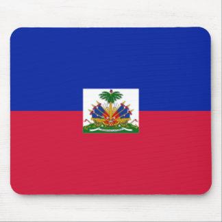 Bandera de Haití Mousepads