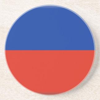Bandera de Haití Posavasos Personalizados