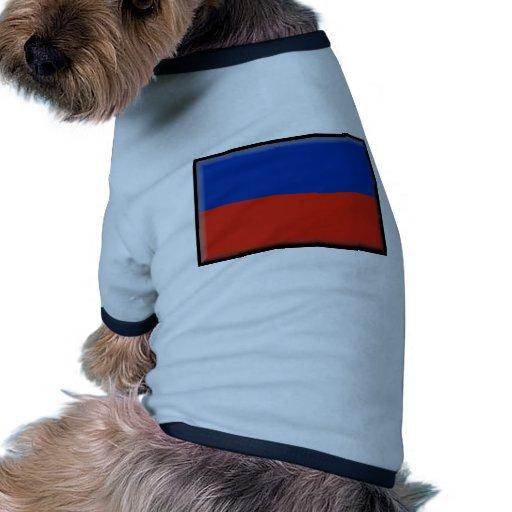 Bandera de Haití Camisas De Perritos