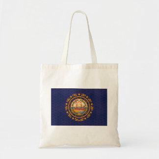 Bandera de Hampshirite del modelo del vintage nuev Bolsas