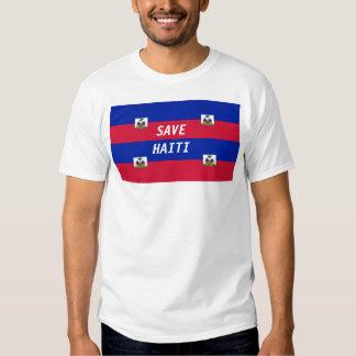 Bandera de Hatian Camisas