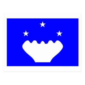 Bandera de Hatohobei Postal