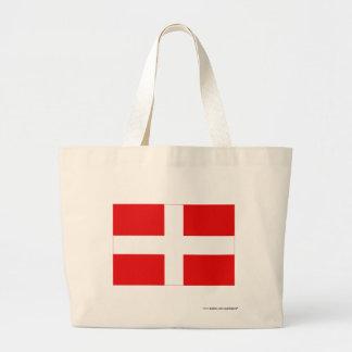 Bandera de Haute-Saboya Bolsas De Mano