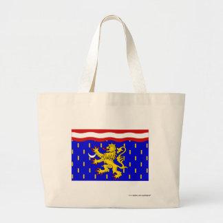 Bandera de Haute-Saône Bolsa De Mano