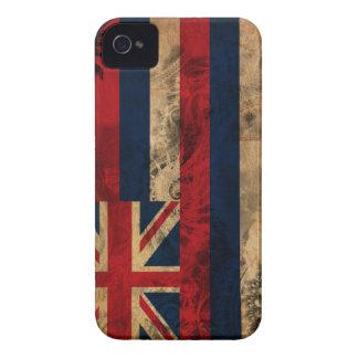 Bandera de Hawaii Carcasa Para iPhone 4